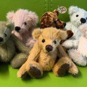 Handgefertigte Bären