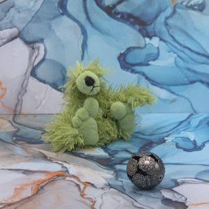 Bärino Bär kleiner Kaktus Künstlerbär