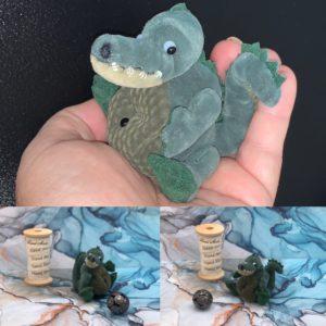 Bärino Krokodil Konrad