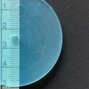 Scheibengelenk Kunststoff 50 mm   /   10 Stück