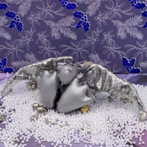 Bärino Drachen Snow Silver