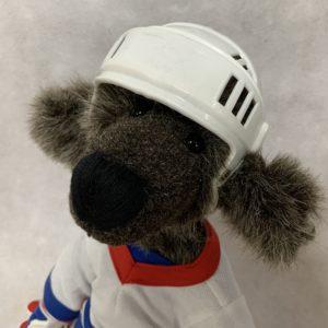 Bärino Eishockeybär Wayne G.