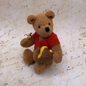Bärino Bär Winnie 9 cm Künstlerbär