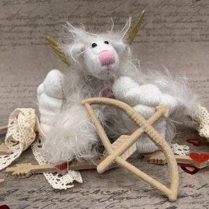 Bärino Bär Cupito 13 cm Künstlerbär