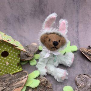 Bärino Bär Bunnybär Kasimir 9 cm Künstlerbär
