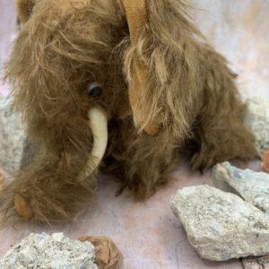 Bärino Mammut Ellie 12 cm Künstlerbär