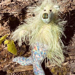 Bärino Bär Bärjungfrau Holly 14 cm Künstlerbär